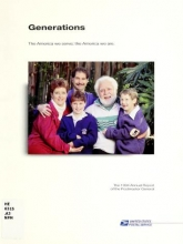 Cover of Annual report of the Postmaster General 1994