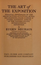 Cover of The art of the exposition
