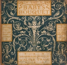 Cover of The baby's bouquet