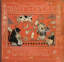 Cover of The baby's opera