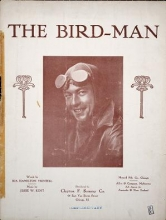 Cover of The bird-man