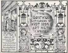 Cover of Bostwick Gate Company Collection