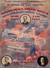 Cover of Britannia must rule the air