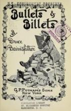 Cover of Bullets & billets