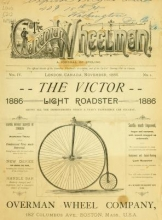 Cover of Canadian wheelman