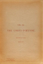 Cover of Chefs-d'oeuvre de l'Exposition universelle de Paris, 1889 v.2