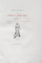 Cover of The Chefs-d'oœvre v. 5