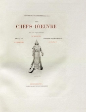 Cover of The Chefs-d'oœvre v. 6