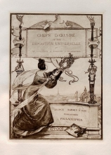 Cover of The Chefs-d'oœvre v. 9