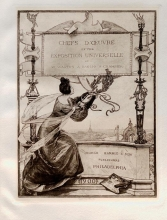 Cover of The Chefs-d'oœvre v. 3