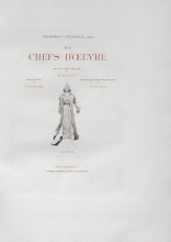 Cover of The Chefs-d'oœvre v. 4