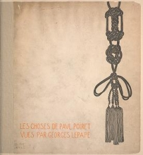 Cover of Les choses de Paul Poiret