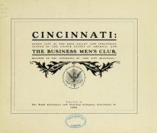 Cover of Cincinnati