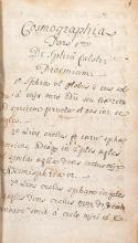 Cover of Cosmographia