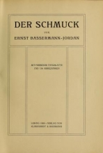 Cover of Der schmuck