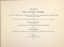 Cover of The details of the rocket system