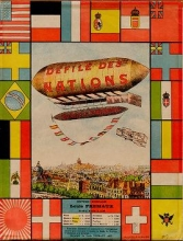Cover of Défilé des nations
