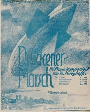 Cover of Dr. Eckener-Marsch