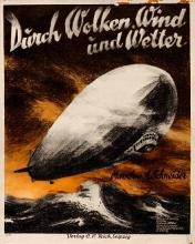 Cover of Durch Wolken, Wind und Wetter
