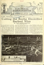 Cover of The Electrical experimenter Vol. 8 (May-July, 1920)