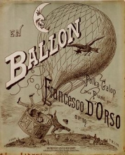 Cover of En ballon