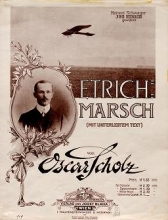 Cover of Etrich-Marsch