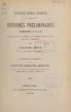 Cover of Expedición Austral Argentina