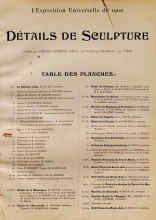 Cover of L'Exposition Universelle de 1900