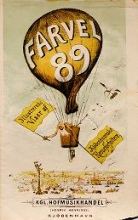 Cover of Farvel 89