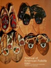 Cover of Festival of American Folklife 1981
