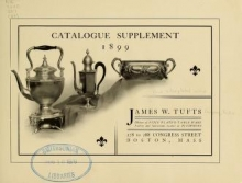 Cover of Fine silverplated ware
