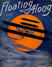 Cover of Floating along
