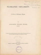 Cover of Floriated ornament
