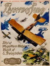 Cover of Flyvernes sang