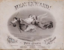 Cover of Heavenward!