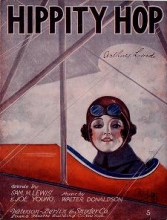 Cover of Hippity hop