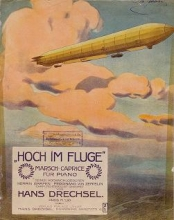 Cover of Hoch im Fluge