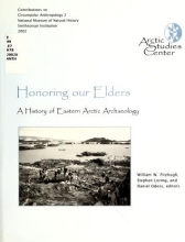 Cover of Honoring our elders
