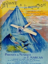 Cover of Hymne al l'aviation