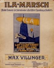 Cover of Ila-Marsch