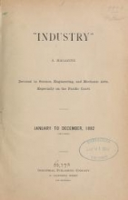 Cover of Industry