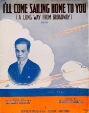 Cover of I'll come sailing home to you