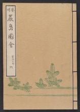 Cover of Itsukushima zue v. 6