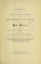 Cover of Journal of the ...