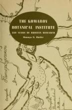 Cover of The Komarov Botanical Institute