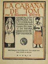 Cover of La cabaña de Tom