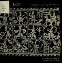 Cover of Lace in the collection of the Cooper-Hewitt Museum, the Smithsonian Institution's National Museum of Design