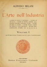 Cover of L'arte nell'industria