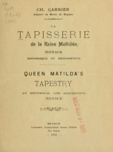 Cover of La tapisserie de la reine Mathilde