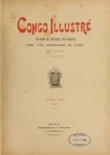Cover of Le Congo illustré